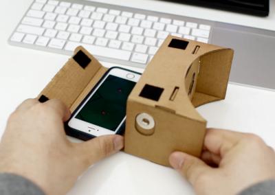 google cardboard OneDigital Google Premier Partner