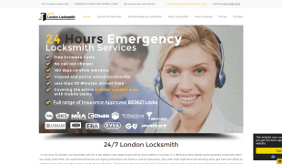 LONDON LOCKSMITH 24H