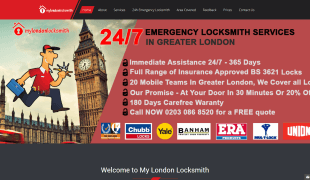 MY LONDON LOCKSMITH